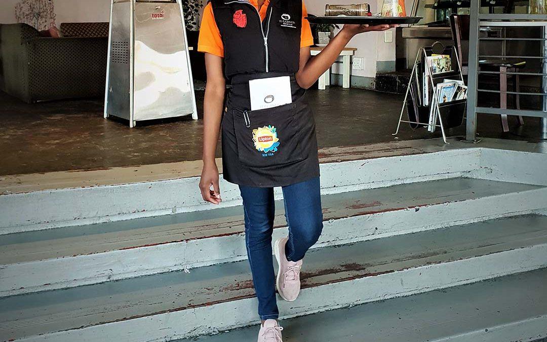 Meet Nthombi – Our Longest Standing Lady